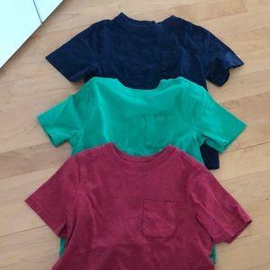 Set of 3 short sleeve shirts